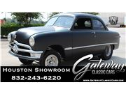 1950 Ford Custom for sale in Houston, Texas 77090