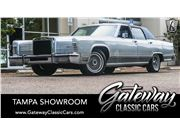 1979 Lincoln Continental Mark V for sale in Ruskin, Florida 33570