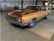 1972 Chevrolet Monte Carlo for sale in Sarasota, Florida 34232