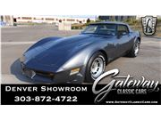 1981 Chevrolet Corvette for sale in Englewood, Colorado 80112