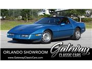 1987 Chevrolet Corvette for sale in Lake Mary, Florida 32746