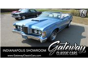 1973 Mercury Cougar for sale in Indianapolis, Indiana 46268