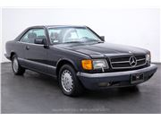 1991 Mercedes-Benz 560SEC for sale in Los Angeles, California 90063