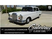 1965 Mercedes-Benz 220S for sale in Coral Springs, Florida 33065