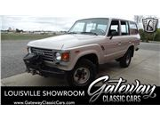 1985 Toyota Land Cruiser for sale in Memphis, Indiana 47143