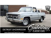 1983 Chevrolet C10 for sale in Dearborn, Michigan 48120