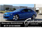 2009 Pontiac G8 for sale in DFW Airport, Texas 76051