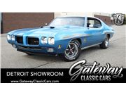 1970 Pontiac GTO for sale in Dearborn, Michigan 48120