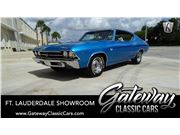 1969 Chevrolet Chevelle for sale in Coral Springs, Florida 33065