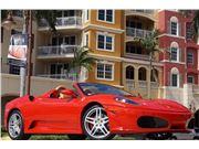 2006 Ferrari F430 F1 Spider for sale in Naples, Florida 34104