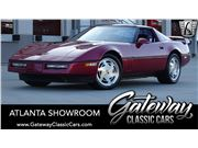 1989 Chevrolet Corvette for sale in Alpharetta, Georgia 30005