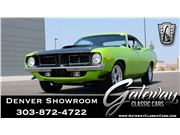 1972 Plymouth Cuda for sale in Englewood, Colorado 80112