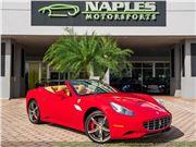 2014 Ferrari California for sale in Naples, Florida 34104