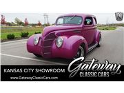 1939 Ford Tudor for sale in Olathe, Kansas 66061