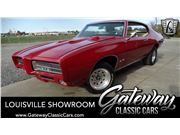 1969 Pontiac GTO for sale in Memphis, Indiana 47143