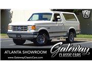 1988 Ford Bronco for sale in Alpharetta, Georgia 30005