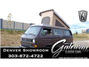 1985 Volkswagen Vanagon Camper for sale in Englewood, Colorado 80112