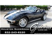 1969 Chevrolet Corvette for sale in Houston, Texas 77090