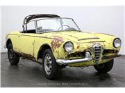 1963 Alfa Romeo Giulia Spider for sale in Los Angeles, California 90063