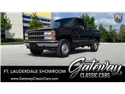 1990 Chevrolet Silverado for sale in Coral Springs, Florida 33065