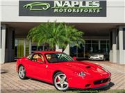2002 Ferrari 575 Maranello for sale in Naples, Florida 34104