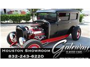 1931 Ford Tudor for sale in Houston, Texas 77090
