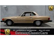 1985 Mercedes-Benz 380 SL for sale in Coral Springs, Florida 33065