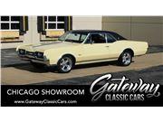 1967 Oldsmobile Cutlass for sale in Crete, Illinois 60417
