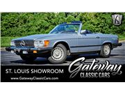 1982 Mercedes-Benz 380SL for sale in OFallon, Illinois 62269