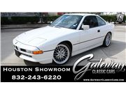 1991 BMW 850i for sale in Houston, Texas 77090