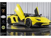 2017 Lamborghini Aventador for sale in North Miami Beach, Florida 33181