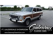 1989 Jeep Grand Wagoneer for sale in Coral Springs, Florida 33065