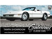 1986 Chevrolet Corvette for sale in Ruskin, Florida 33570