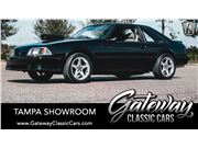 1991 Ford Mustang for sale in Ruskin, Florida 33570