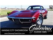 1968 Chevrolet Corvette for sale in Olathe, Kansas 66061