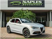 2020 Alfa Romeo Stelvio Ti Sport Carbon for sale in Naples, Florida 34104