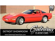 1990 Chevrolet Corvette for sale in Dearborn, Michigan 48120