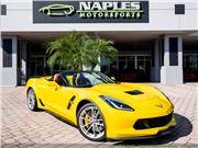 2019 Chevrolet Corvette Grand Sport Convertible for sale in Naples, Florida 34104