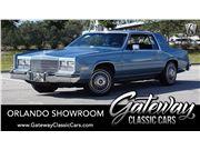 1985 Cadillac Eldorado for sale in Lake Mary, Florida 32746