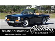 1971 Triumph TR6 for sale in Lake Mary, Florida 32746