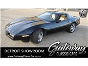 1984 Chevrolet Corvette for sale in Dearborn, Michigan 48120