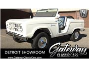 1966 Ford Bronco for sale in Dearborn, Michigan 48120