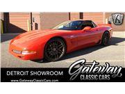 2003 Chevrolet Corvette for sale in Dearborn, Michigan 48120