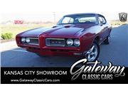 1968 Pontiac GTO for sale in Olathe, Kansas 66061