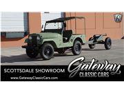 1964 Jeep CJ5 for sale in Phoenix, Arizona 85027