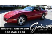 1984 Chevrolet Corvette for sale in Houston, Texas 77090