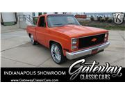 1983 Chevrolet C10 for sale in Indianapolis, Indiana 46268