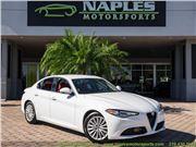 2021 Alfa Romeo Giulia for sale in Naples, Florida 34104
