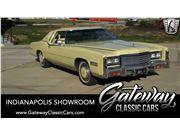 1978 Cadillac Eldorado for sale in Indianapolis, Indiana 46268