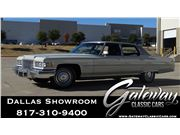 1975 Cadillac Fleetwood for sale in DFW Airport, Texas 76051